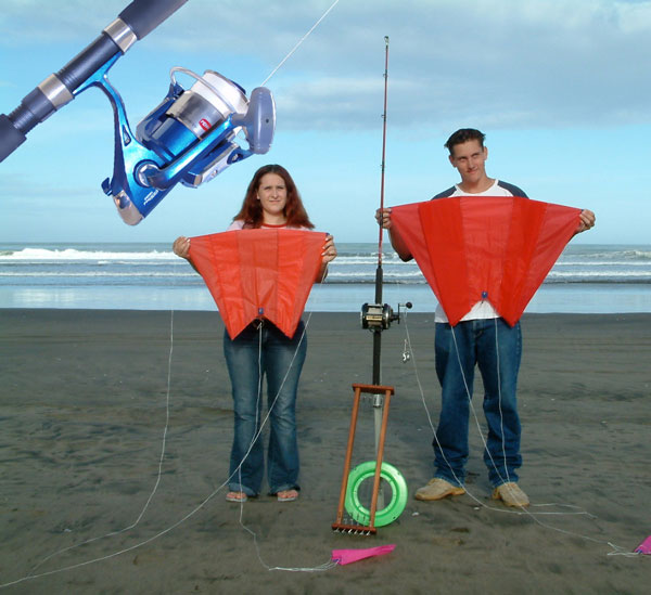 Fishing reports from auckland to northland for Pocket fishing kit