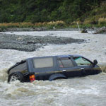 4WD offroad driving